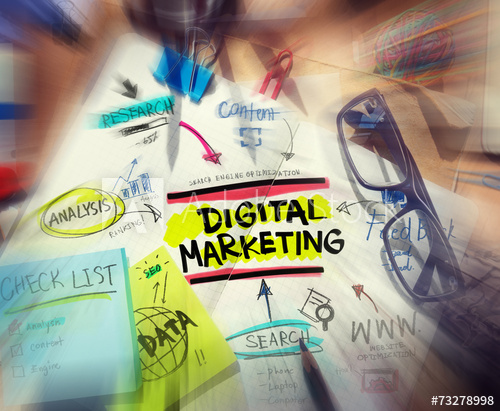 Traditional Marketing without Digital Marketing is a waste: A total waste of time, money and space.